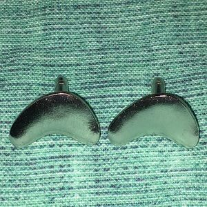 Other - Vintage. Kidney bean shaped cuff links.